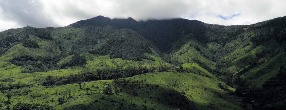 Principales cuencas hidrográficas del Ecuador