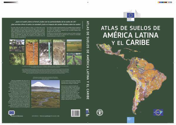 Atlas de suelos de América Latina y el Caribe en PDF