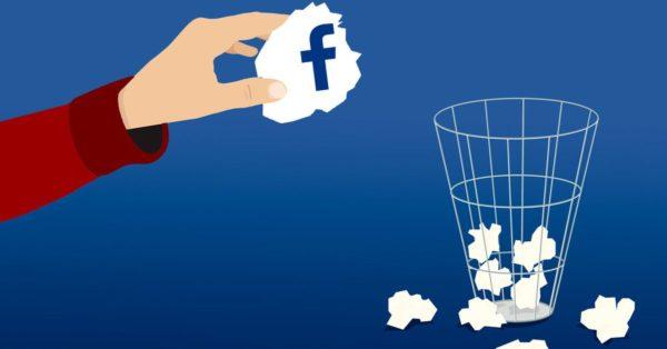 Eliminar definitivamente tu cuenta de Facebook